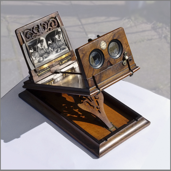 Rowsell's Graphoscope 2