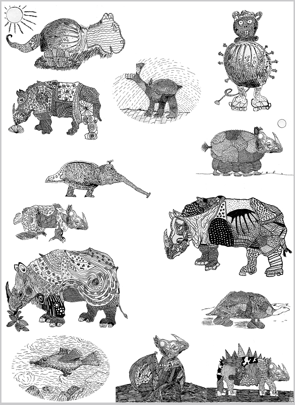 rhinosammlung